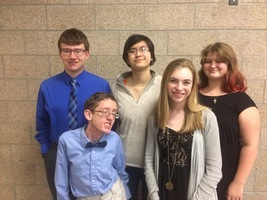 Northern Cass Speech Meet Results